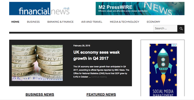 Publish a guest post on Financial-news.co.uk - Dofollow