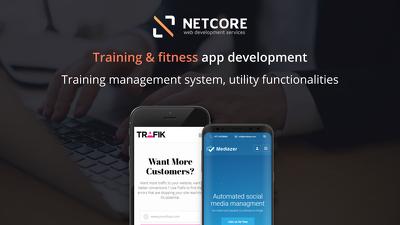 Training & fitness app development consultation