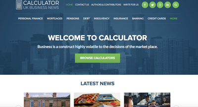 Publish a guest post on Calculator.co.uk - Dofollow