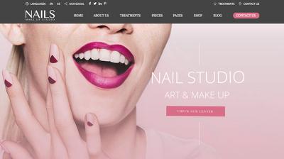 Develop stunning website design for you.