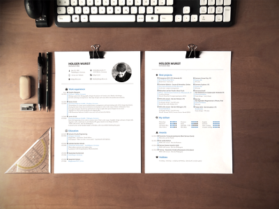 Rewrite And Design Your Resume