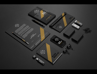 Design the professional stationery design for you.