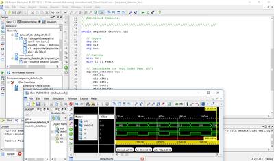 Do programming in verilog