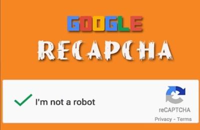 Integrate Google Recaptcha To your wordpress website