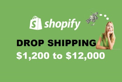 Build Automated Shopify Dropshipping Store