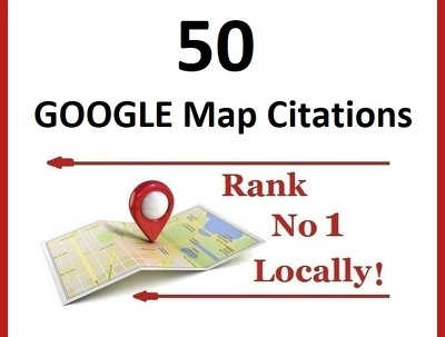 Do 50 Map Citations for Local SEO
