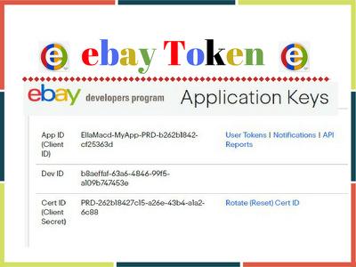 Do 50 Ebay Token for you
