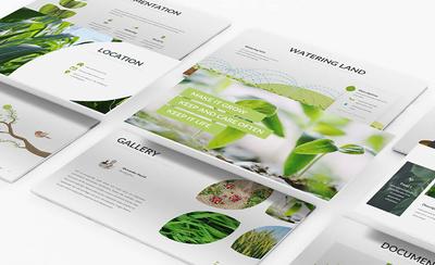 Create a stunning modern PowerPoint presentation