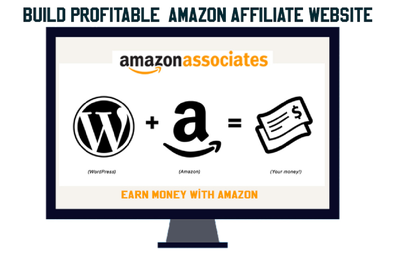 Make Money With Automated Amazon Affiliate Site