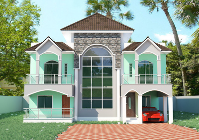 Create 3d Model And Provide Photo Realistic Rendering Image.