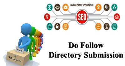 Get 100 do follow back links service (directory submission)