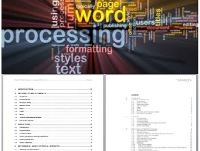 Microsoft Word Document Formatting