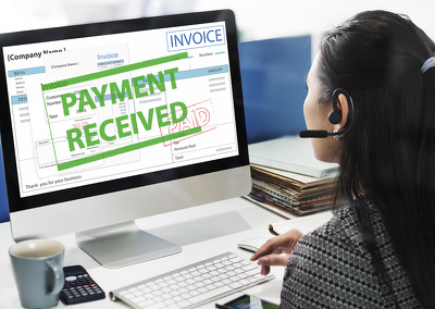 Chase payment for an overdue invoice from your valued customer