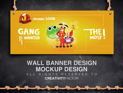 Design one Banner Ad