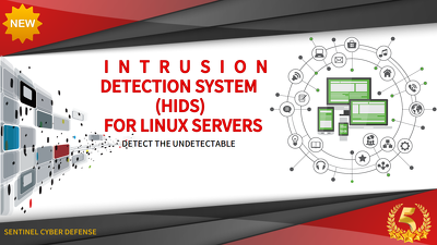 Intrusion Detection System (HIDS) For Linux Servers