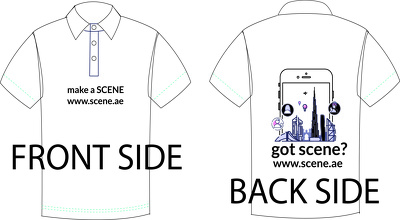 design an artwork for t-shirt prints