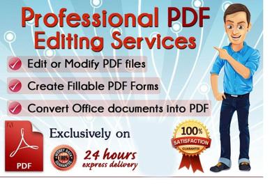 Create Fillable Pdf Form Or Edit PDF
