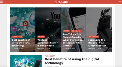 Publish a guest post on Techlogitic.net DA 46| Dofollow