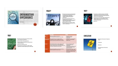 Edit & develop your existing PowerPoint presentation