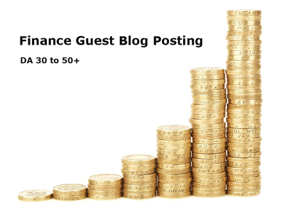 Live Guest Post On Quality Finance Blog 50+ DA