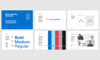 create Your Brands Visual Identity: Logo, Style Guide + mockups