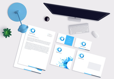 Design an exceptional logo + Brand Identity + source files
