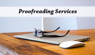 Proofread up to 2500 Words of Your Copy.