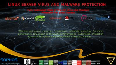 Anti-virus for Linux Server