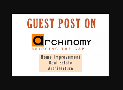 Guest Post On Architecture Home And Garden Website Da 33