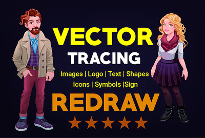 Convert Jpg To Vector Within 2 Hours