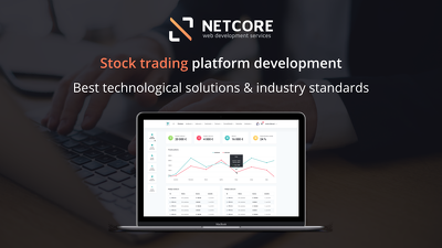 Stock trading web-based platform development consultation