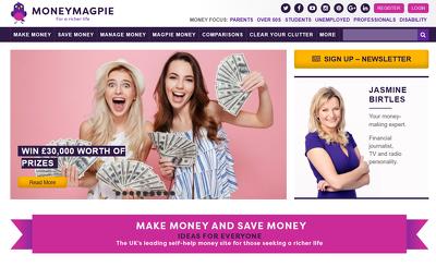 Guest Post On Moneymagpie Moneymagpie.com DA 52 Dofollow link