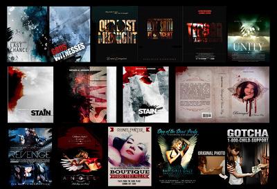 Design a Book cover, en e-book or a publication cover