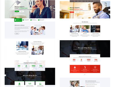 Create a 10 Pages Responsive WordPress Site (FREE Premium Theme)