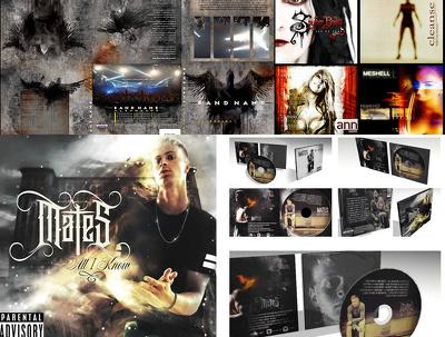 Design a CD/LP/DVD cover