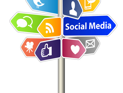 Provide a detailed social media strategy for your business