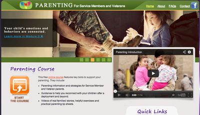 Publish a guest post on Militaryparenting.org - DA43 (Dofollow)