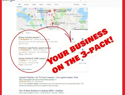 Do 150 Map Citations for Local SEO