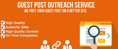 Guest post on Advertisement niche DA50 dofollow link : OUTREACH