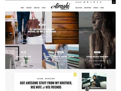 Design your WordPress Website/ Homepage with custom Logo