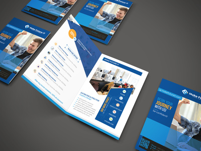 Design Professional Flyers and Brochures