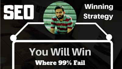 create and execute a Winning SEO Strategy For You