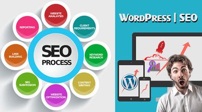 WordPress SEO | Boost your ranks and Sales