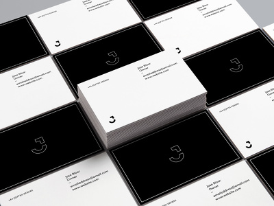 Design your 2-sided business cards (5 concepts + unlt revisions)