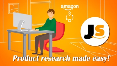 Research Amazon UK/US product