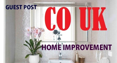 Guest post on my Home Improvement or design CO.UK  Dofollow blog