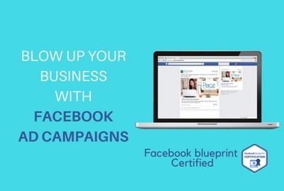 Setup optimize and mange your facebook ad for 5 days