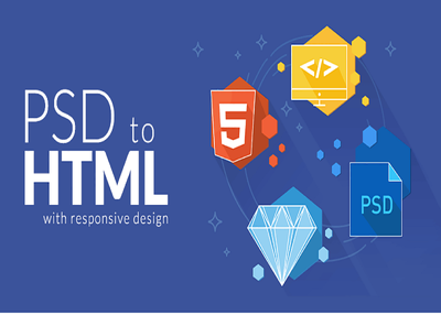PSD to Responsive Coding Using HTML5/CSS3 using Bootstrap