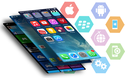 Design and develop Android, iPhone and iPad Applications