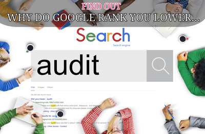 Do In-Depth SEO Audit to Boost your Ranking & Give Full Report